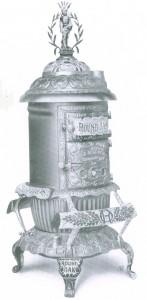1904 stove