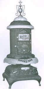 Identification and dating of round oak stoves